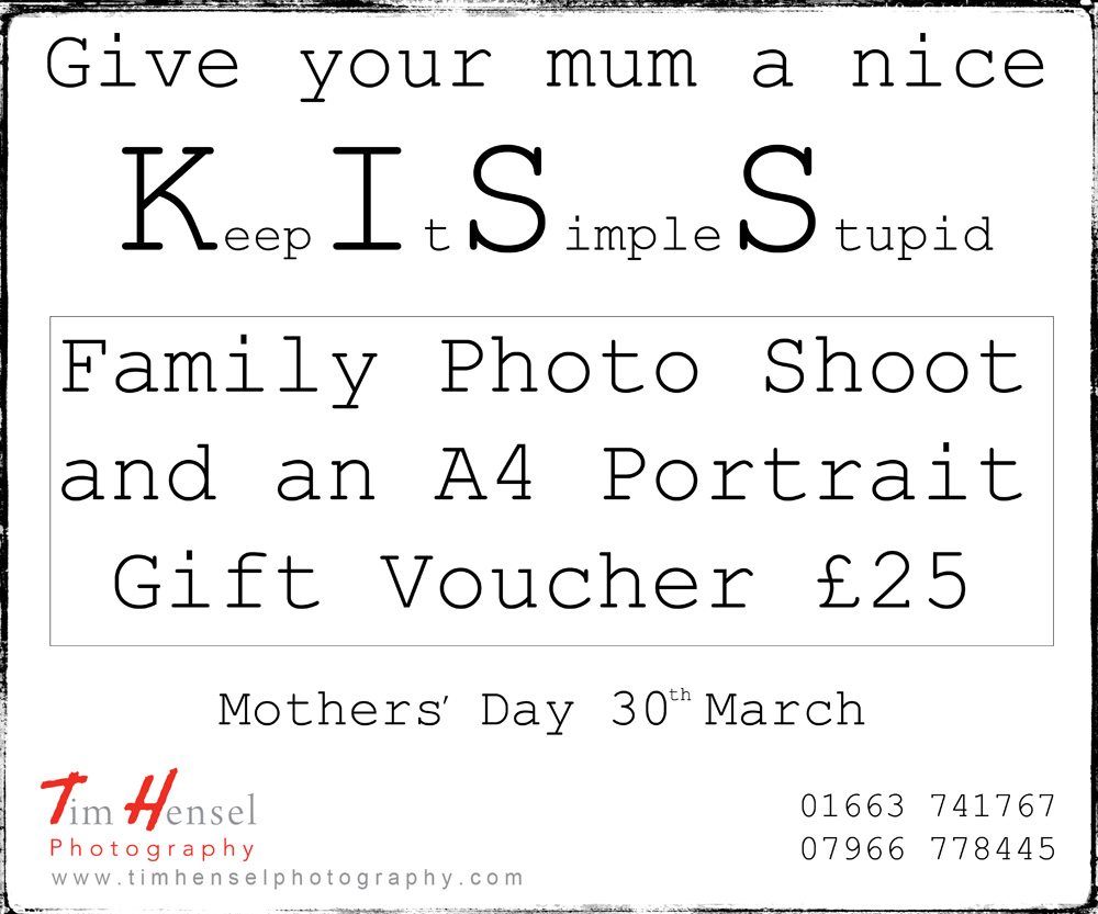Mothers Day 2014 Kiss FB
