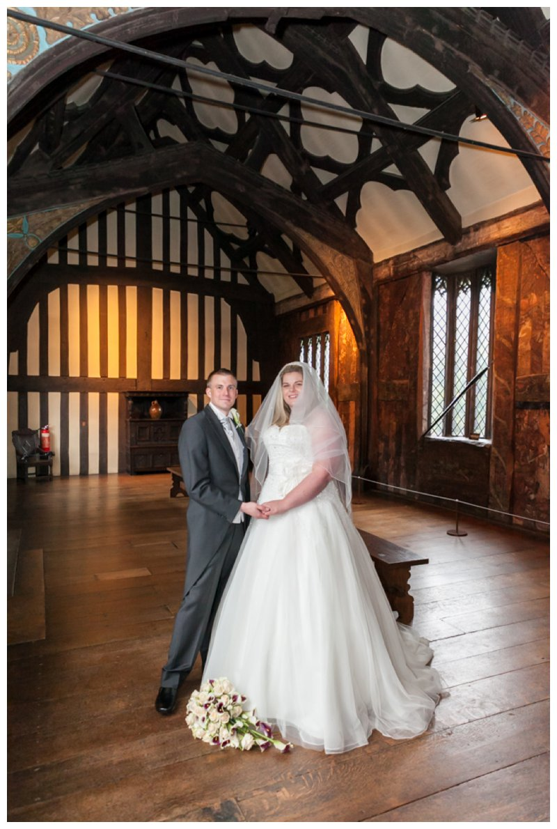wedding photography at bramall hall stockport cheshire