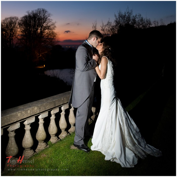 creative low light wedding photographer in cheshire