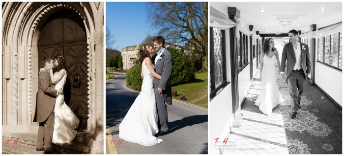 relaxed bridal portraiture in cheshire