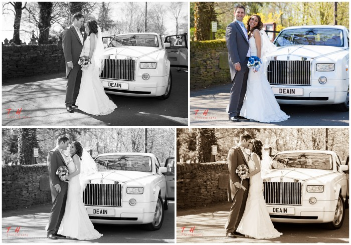relaxed wedding photography in cheshire 2