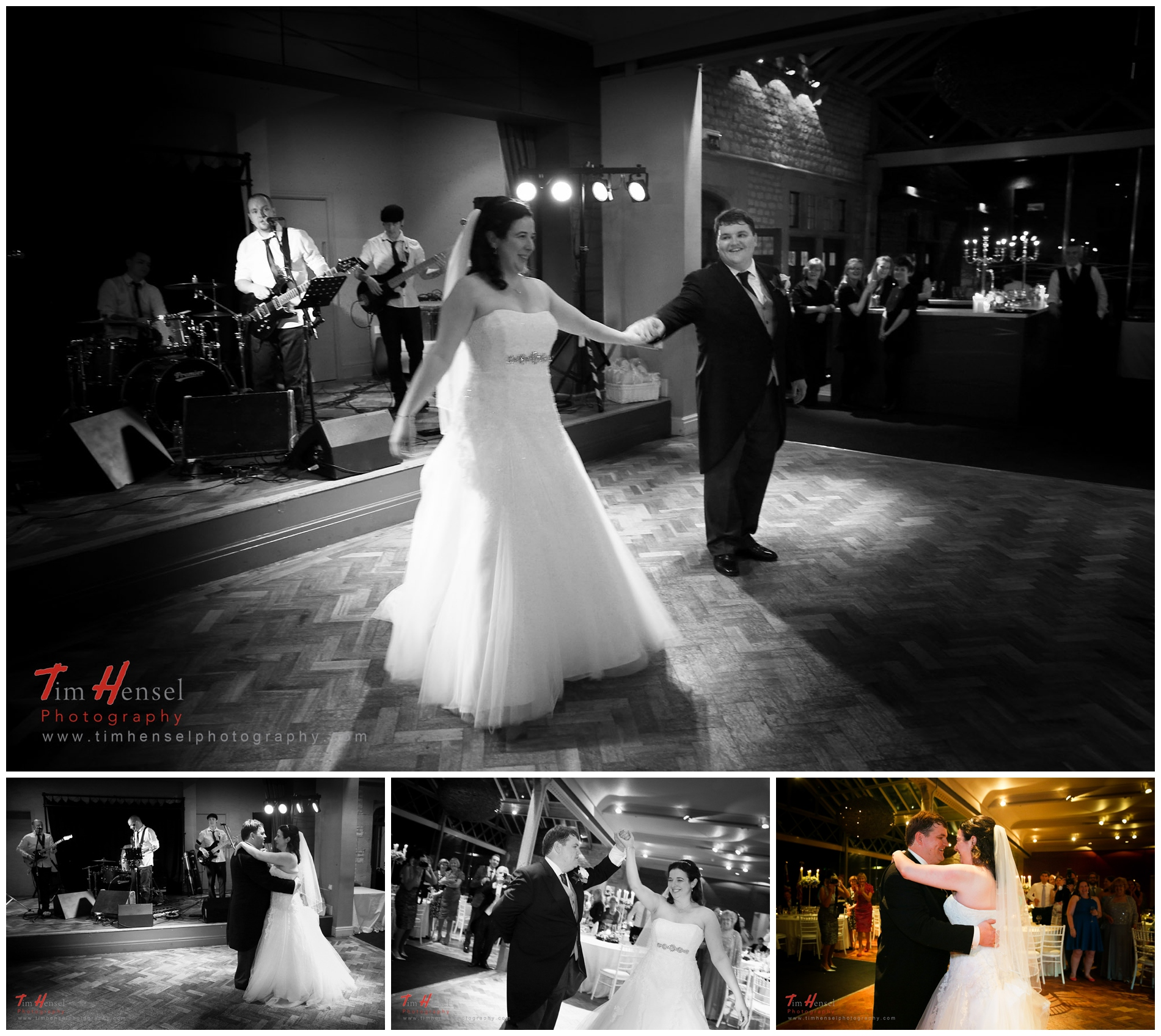 Natural, creative first dance wedding photography at thornbridge hall
