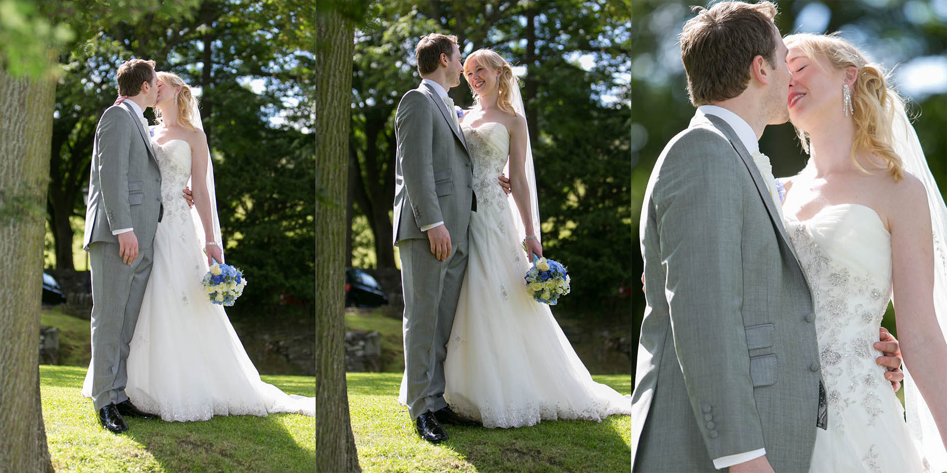 natural wedding photography in derbyshire
