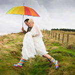 creative and natural wedding photographs kent