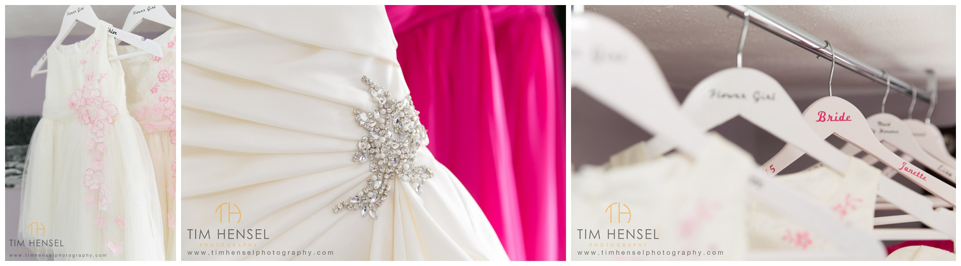 Wedding dress photographs, in Stockport