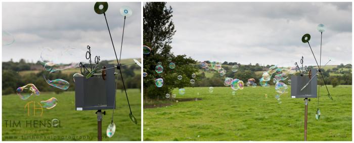 Big Bubbleman's patented bubble mill / bubble machine