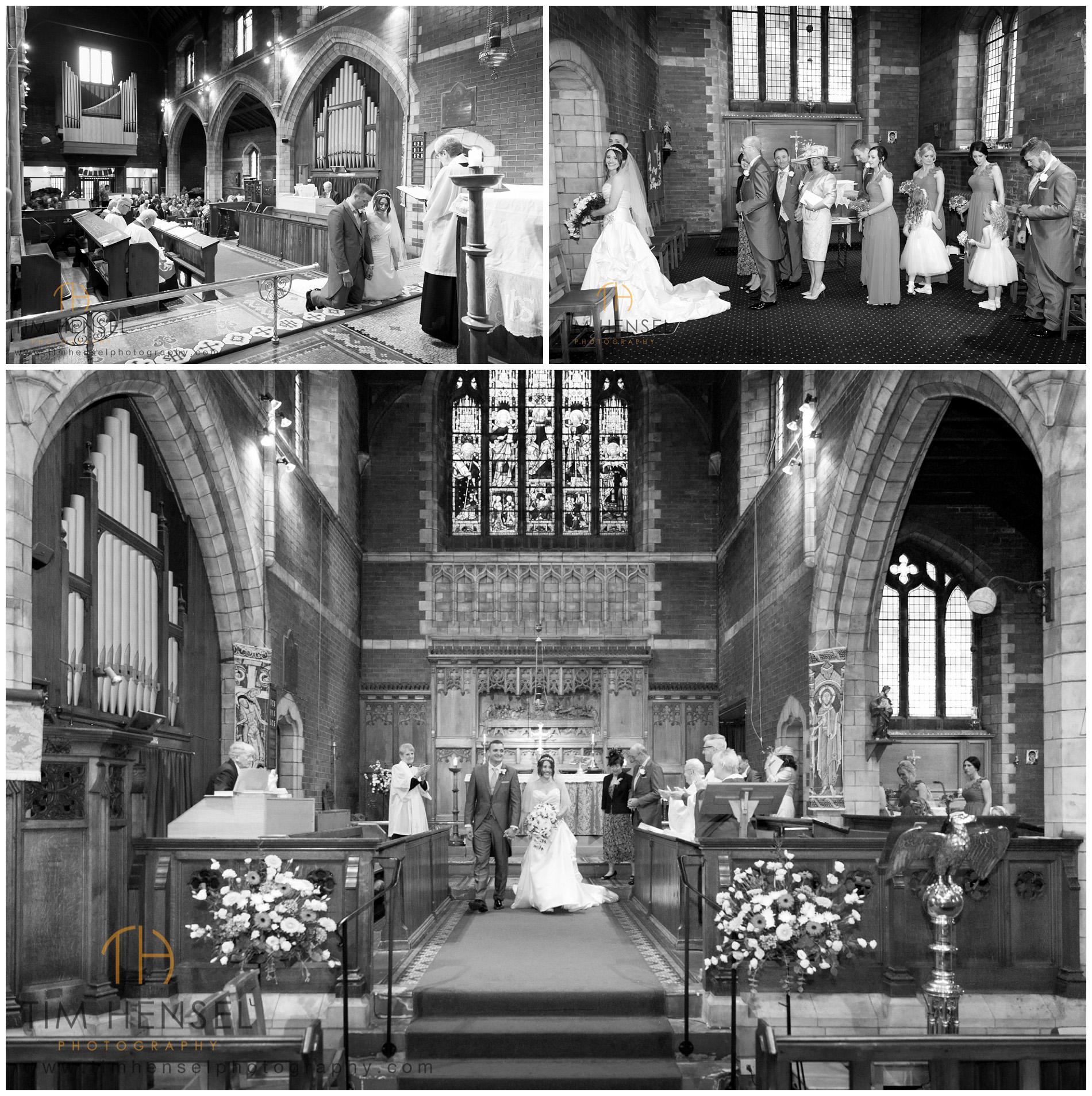 Wedding Ceremony photography in Cheshire
