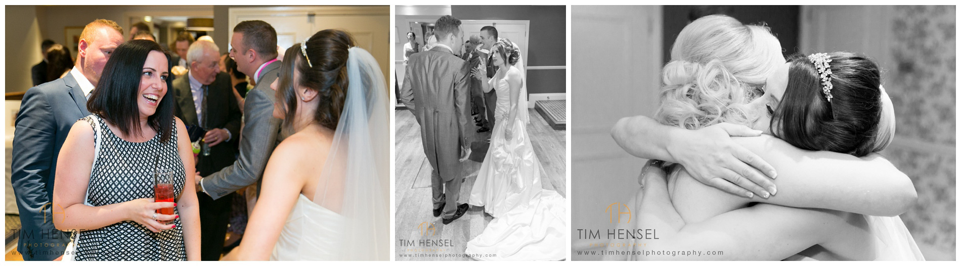 Natural wedding photography in Cheshire