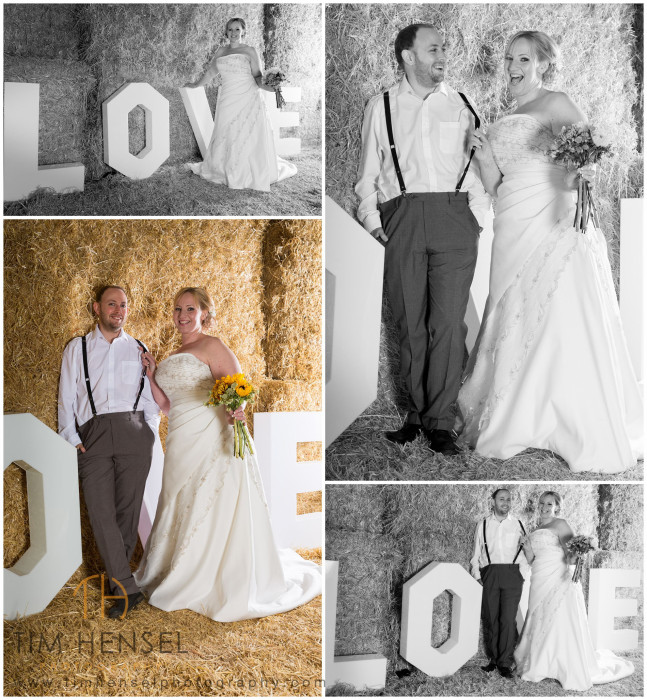 Relaxed, rustic wedding photography in Derbyshire