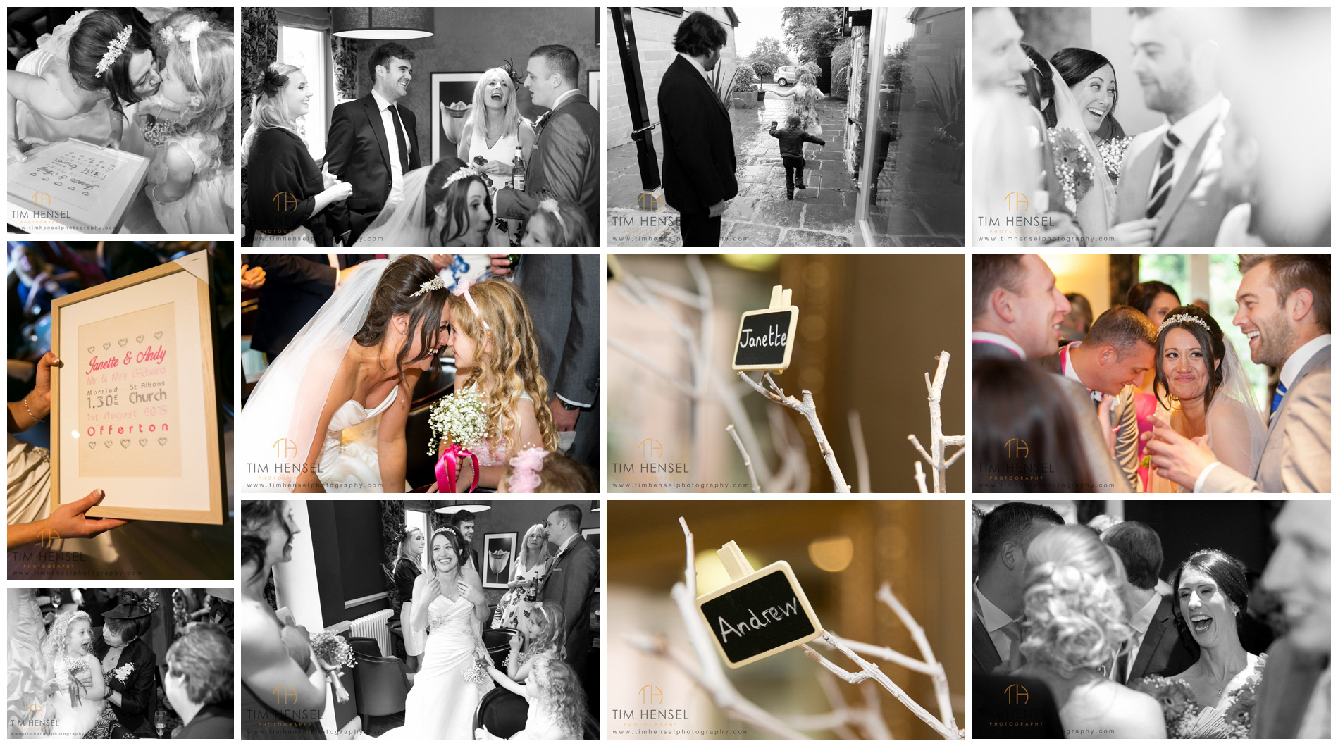Relaxed wedding photography in Cheshire