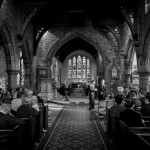 Church wedding ceremony less stressful