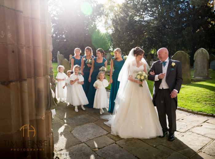 Plan a stress free wedding in Cheshire