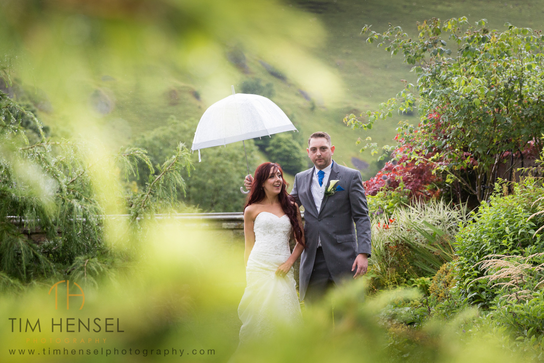 Plan your wedding even in bad weather
