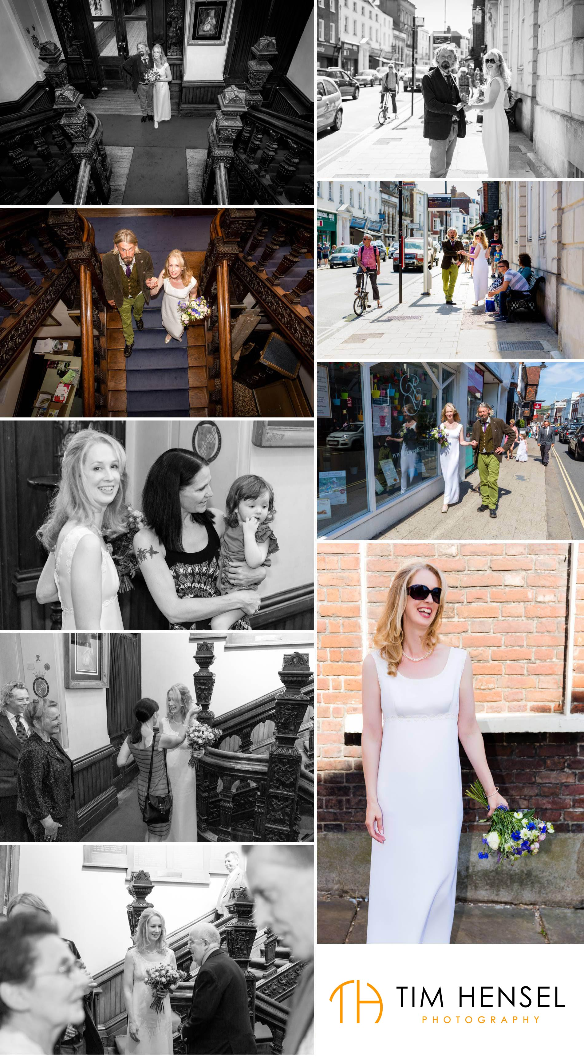 Wedding photographer in sussex for natural photos