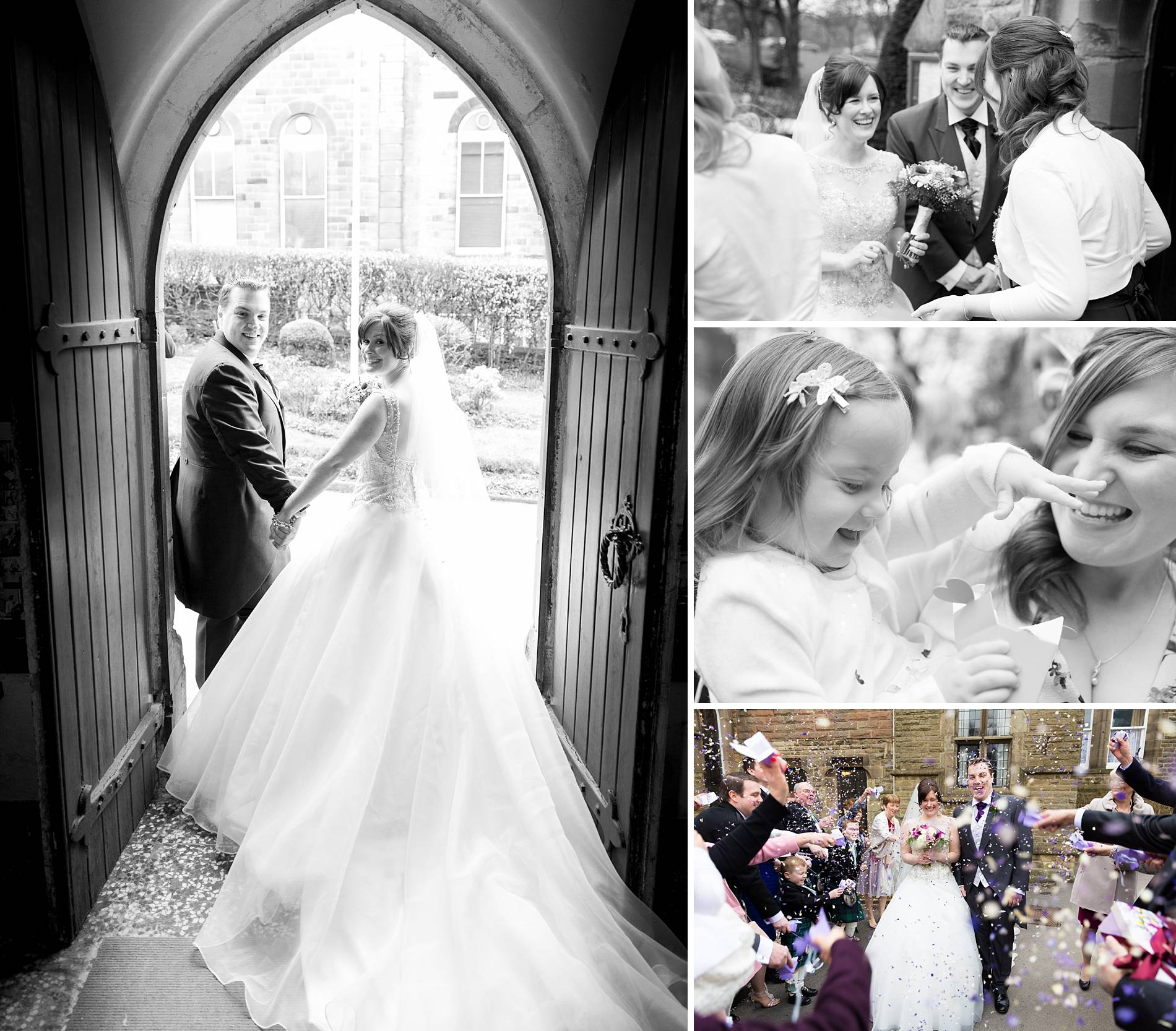 relaxed wedding photography in kent