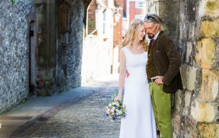 Natural wedding photos in sussex