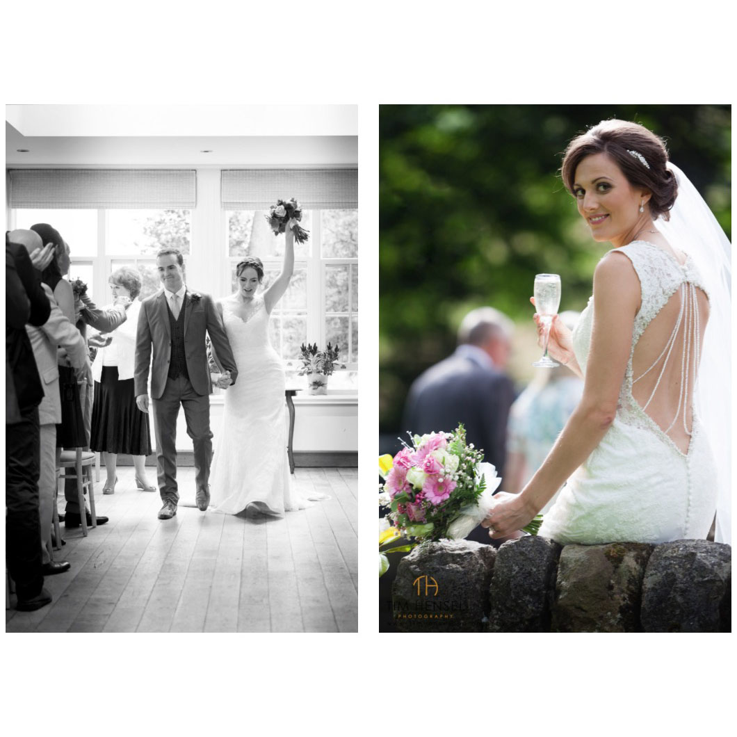 natural, creative wedding photography in kent