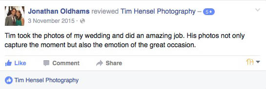 tim hensel photography review