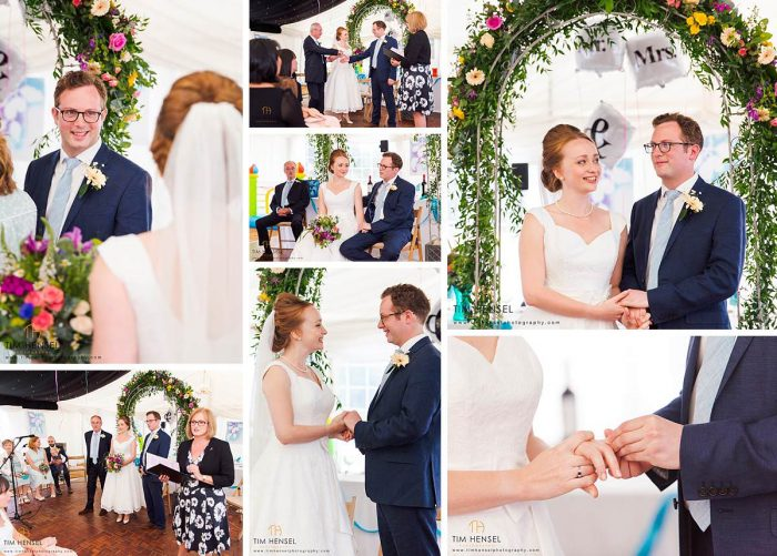 Summer wedding ideas keep guests cool Tim Hensel Kent wedding photographer