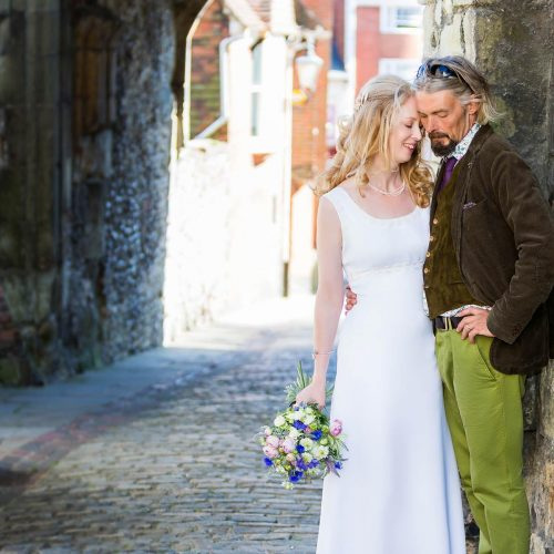 Sussex wedding photography featured in Ultimate Wedding Magazine